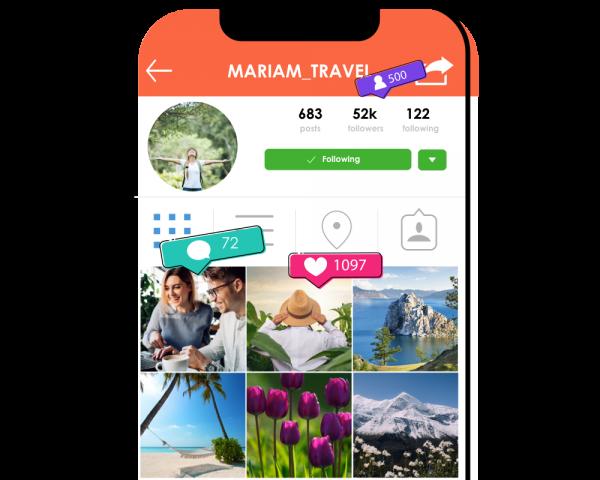 TryInsta - Instagram Growth Agency